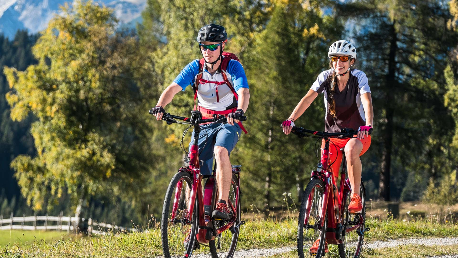 Angebot Mountainbike Hotel in Seefeld